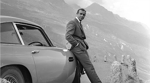 No, Mr. Bond, I expect you to drive – The history of the ...
