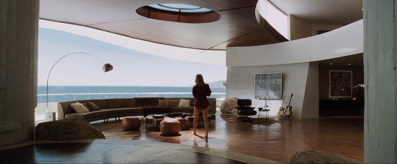 Stark Modernism U2013 Tony Starku0027s Malibu Home From Iron Man.