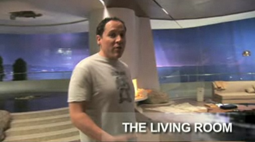 Iron Man House Interior. Click the image to see Iron Man s  Stark Modernism Tony Malibu home from