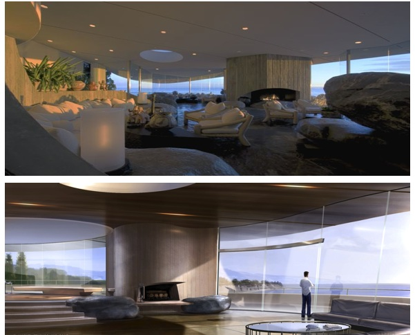 Stark Modernism Tony Stark S Malibu Home From Iron Man