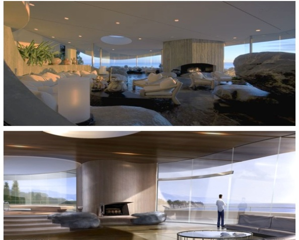 Stark Modernism - Tony Stark's Malibu home from Iron Man ...