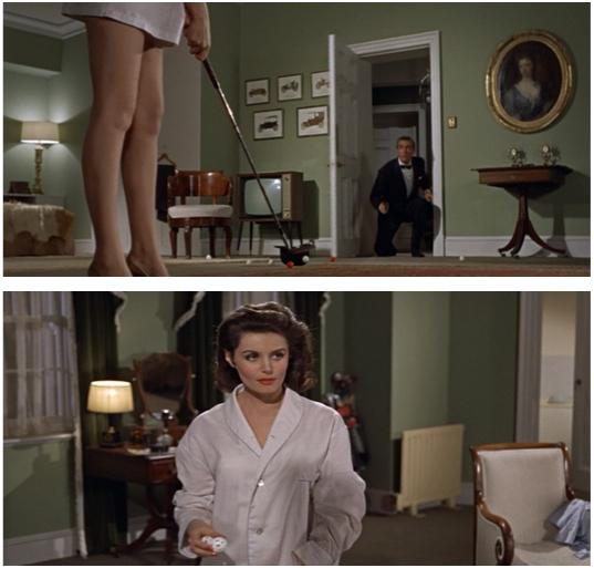 Casino Royale Bathroom Fight: James Bond's Apartment