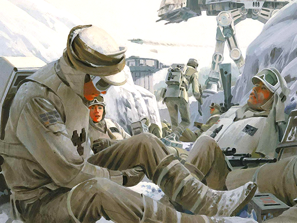 a galaxy far far away ralph mcquarrie star wars conceptual artist passes away doubleonothing. Black Bedroom Furniture Sets. Home Design Ideas