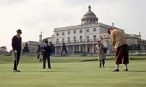 Golfing-Goldfinger