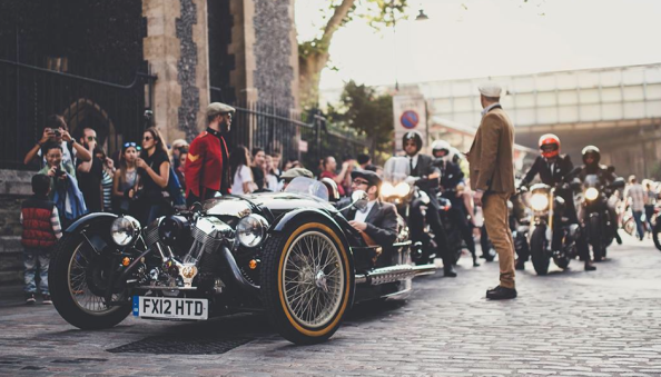 Morgan three-wheeler dgr