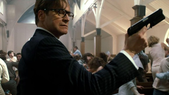 KINGSMAN GETS VIOLET