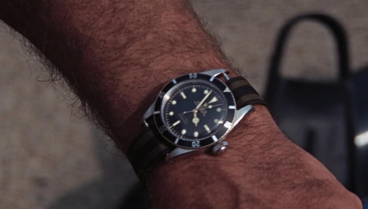 Rolex Submariner Goldfinger